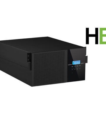 UPS Online Three Phase RM HE - High Efficiency